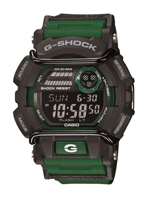 Casio G Shock Gd 400 Grey casio g shock gd 400 quot sports quot series freshness mag