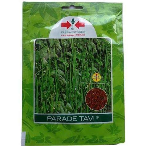 Benih Kacang Panjang Global Seed jual benih kacang panjang parade tavi 200 biji panah