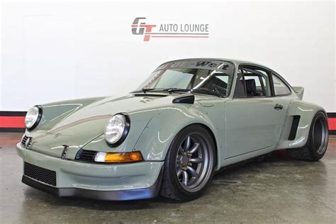 Rwb S Porsche 911 Turbo Is Mad Bad And For