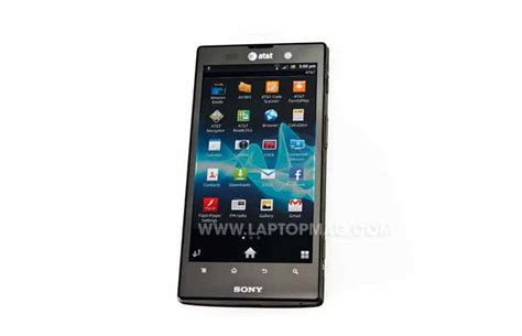 Hp Sony Xperia Ion sony xperia ion at t smartphone review