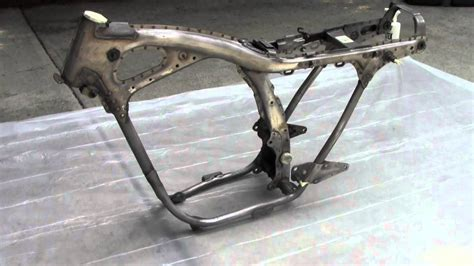 frame design of motorcycle how to paint a motorcycle frame youtube