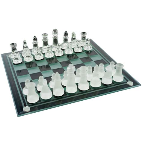 glass chess boards elegant glass chess and checker board set board games