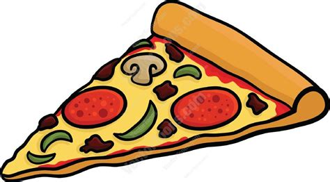 clipart pizza pizza clipart clipartion