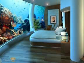 Undersea Bedroom Underwater Hotels Five Things You Need To Know Photos