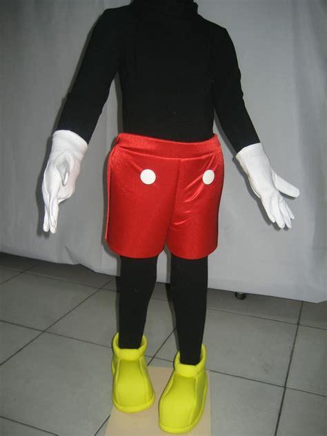 patron para hacer zapatos disfraz de mickey mouse disfraz traje inspirado en mickey mouse c accesorios