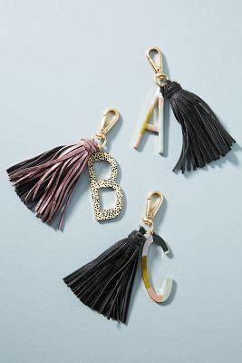 tassel keychain ideas  pinterest diy purse