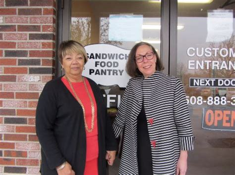 Harwich Food Pantry by 1 000 Items Donated During Heritage Museums Gardens