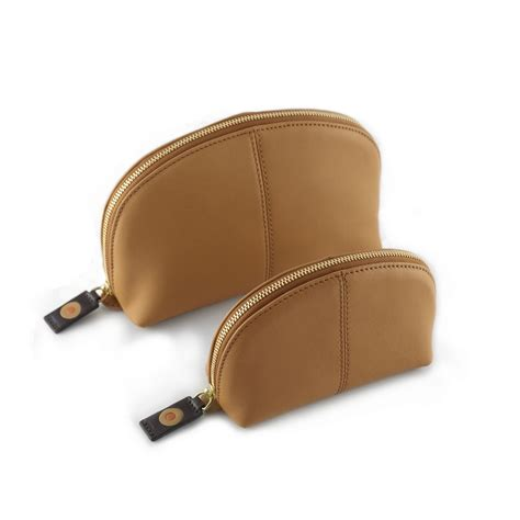 Makeup Pouch leather cosmetic pouch benchbags