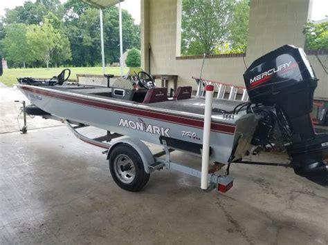aluminum bass boat prop 1997 17 monark pro 170 aluminum bass boat with 75hp