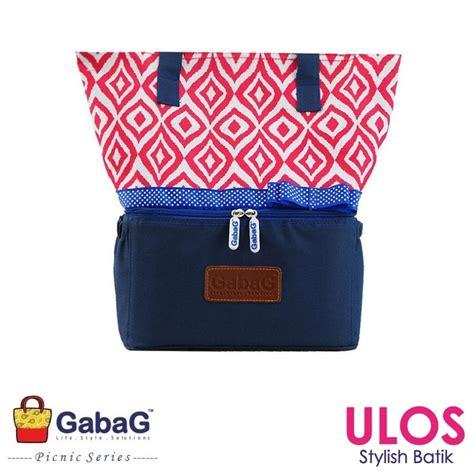 Gabag Moana Coolerbag gabag ulos cooler bag tas pendingin asi stylish