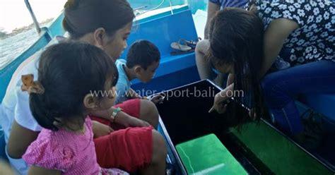 glass bottom boat tanjung benoa pulau penyu tanjung benoa bali harga murah glass bottom boat