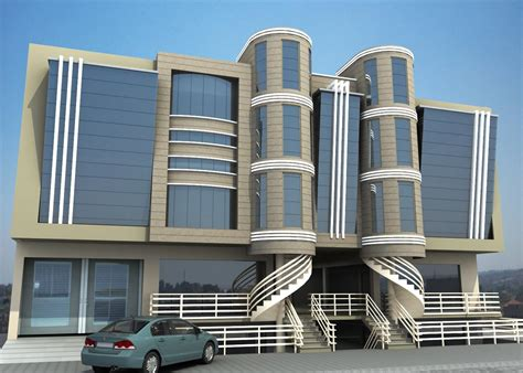 3d building design commercial buildng design 3d architecture visualizations