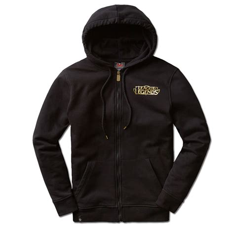 Jaket Zipper Hoddie Sweater Metal Hammer riot merch league of legends premium hoodie