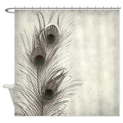 feather shower curtain peacock feather shower curtain by bestshowercurtains