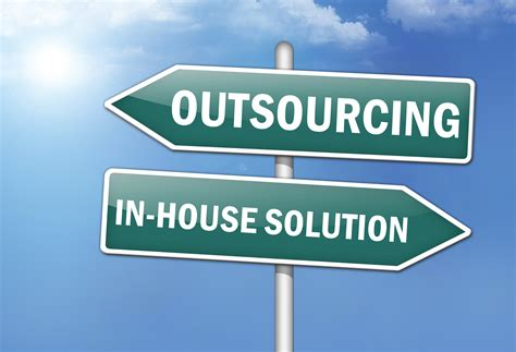 in house solutions outsourcing 101 what when how and who