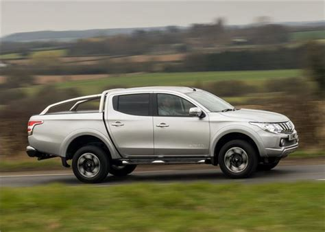mitsubishi van 2016 will the l200 really cover 700 miles on a single tank