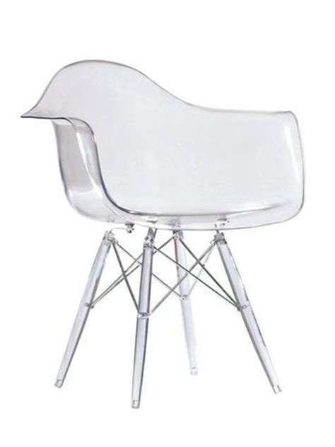 clear armchair ceremony clear armchair modern furniture brickell