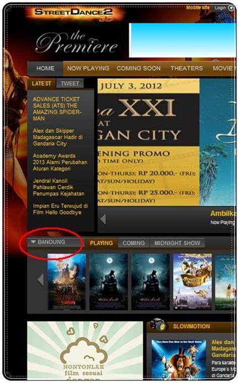 jadwal film insidious 3 di bandung cara melihat jadwal bioskop tutorial panduan carapedia