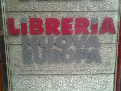 libreria nuova europa arci palermo convenzioni locali commerciali
