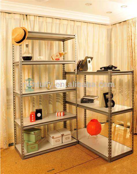 Low Price Easy Diy Light Storage Rack Slotted Angle Iron Light Storage