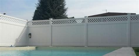 recinzioni da giardino in pvc recinzioni pvc rivenditore italiano zucchi