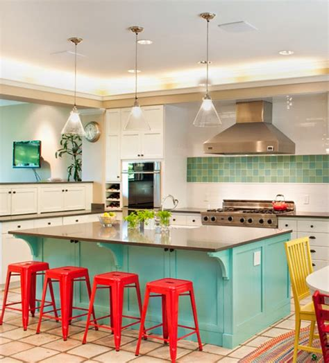 colorful kitchen islands tammara stroud design house of turquoise