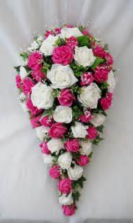artificial wedding bouquets artificial wedding flowers special order for carley