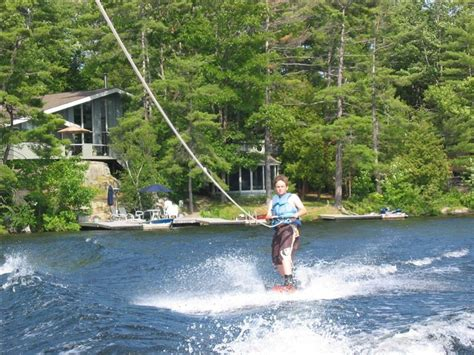 Muskoka Cottage Rentals With Tub by Six Mile Lake Muskoka Cottage With Tub Vrbo