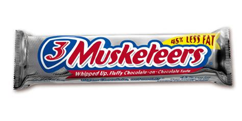 top 5 candy bars in america mars 3 musketeers chocolate bar american candy usa import