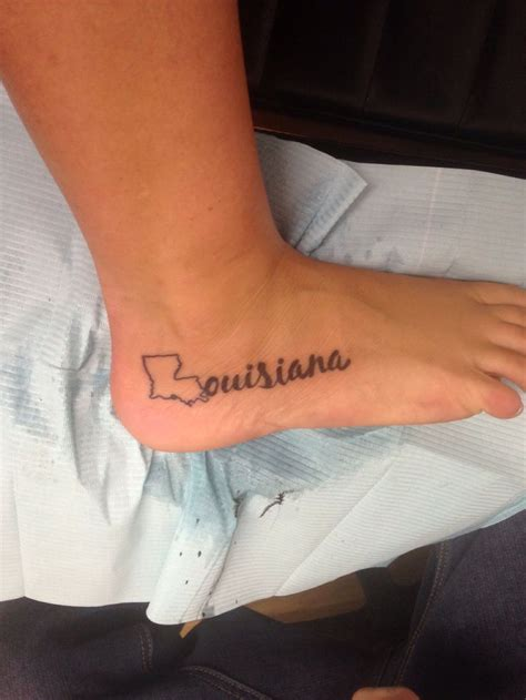 louisiana tattoo ideas 39 best state tattoos images on state tattoos