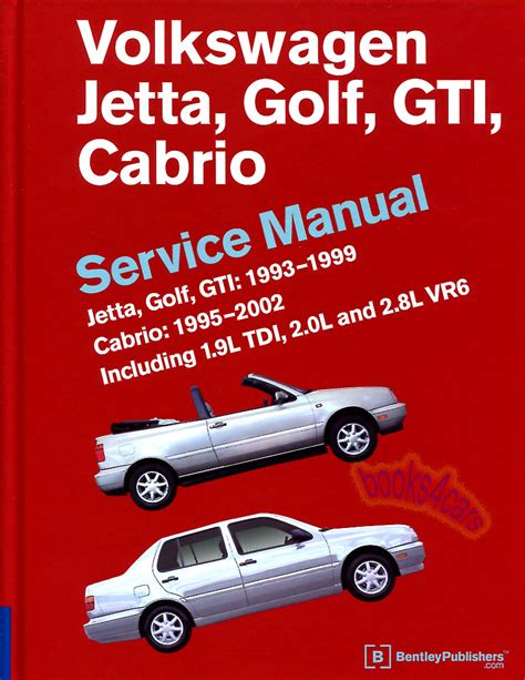 car maintenance manuals 2004 volkswagen gti free book repair manuals volkswagen vw jetta golf gti shop manual service repair book robert bentley book ebay