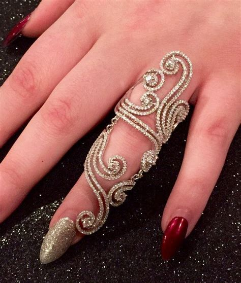 25 best ideas about finger rings on