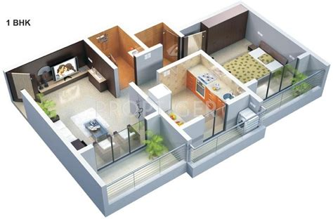 640 square feet 975 sq ft 2 bhk 2t apartment for sale in dalal buildcon