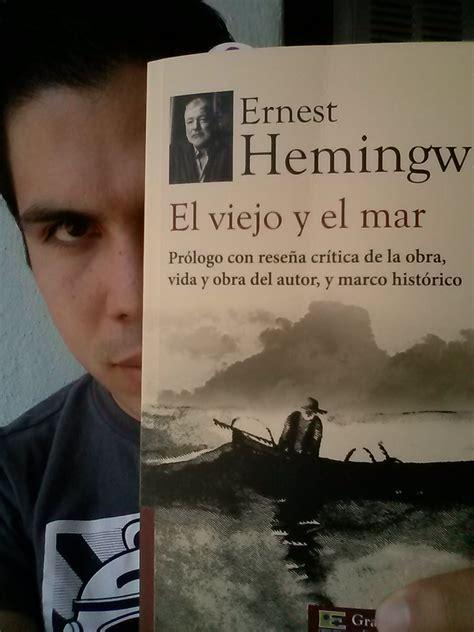 libro son de mar el viejo y el mar ernest hemingway contra el promedio mexicano