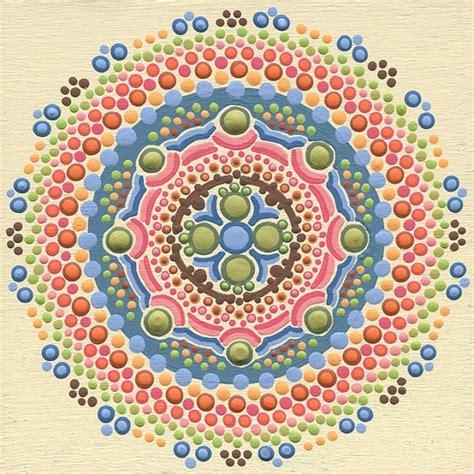 dot pattern mandala 117 best dot painting patterns images on pinterest