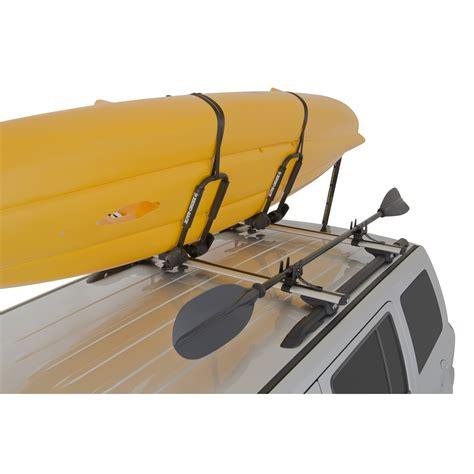 Kayak Foam Rack by Sportrack Foam 8 Inch Canoe Carrier Automotive