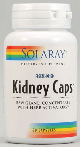 Kidney Care Capsule For Bonus Tas Eksklusif Gratis Asli solaray kidney caps freeze dried 260 mg 60 capsules shop at ebates