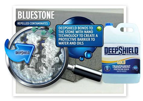 how to seal bluestone countertops deepshield gold generic bluestone