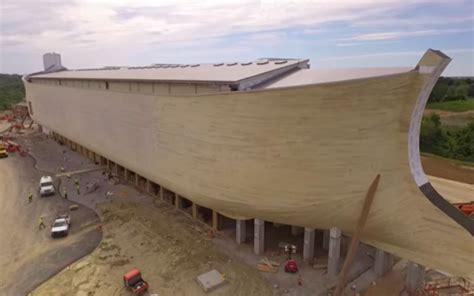 quot the ark encounter quot a life size noah s ark museum opens - Ark Boat Museum