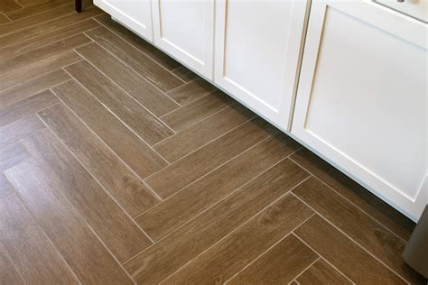 wood and tile floors the 101 on choosing wood tile patterns for your office
