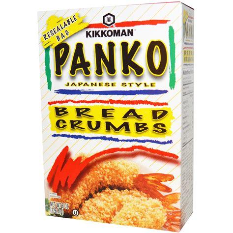 kikkoman panko bread crumbs 8 oz 226 8 g iherb com