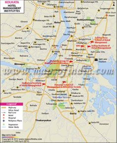 Evening Mba Colleges In Kolkata by Rajasthan Map Showing Places To Visit In Rajasthan