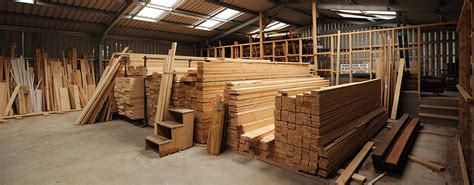sandiford joinery wood storage facilities