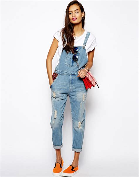 Patchwork Dungarees - object moved