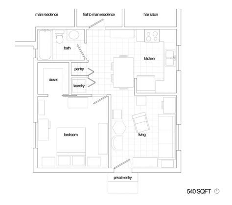 convert garage to apartment floor plans converting garage to inlaw suite google search home