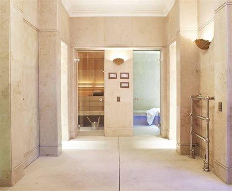 sauna and steam room bespoke sauna and steam room mansion drom uk esi interior design