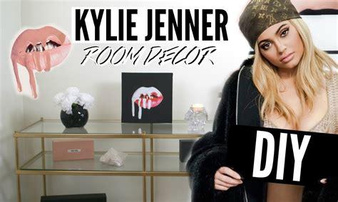 kylie jenner inspired bedroom diy kylie jenner room decor cheap simple youtube