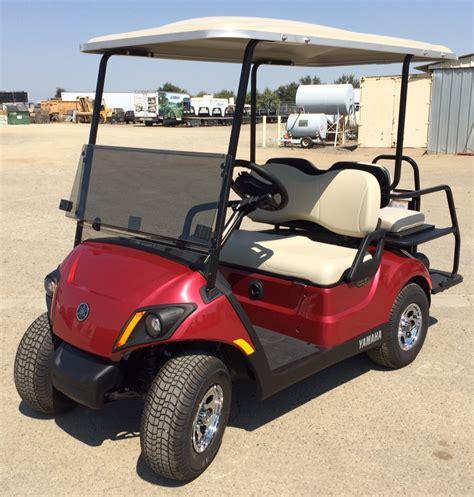 2018 yamaha golf cart 2018 yamaha electric golf cart 4 seats johnson