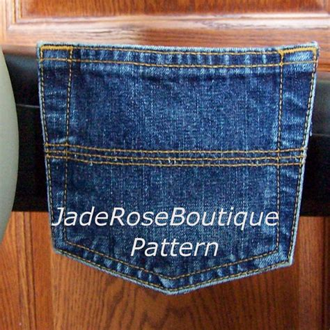 pattern for jeans pocket jean pocket pouch pattern wheelchair pouchwheelchair phone
