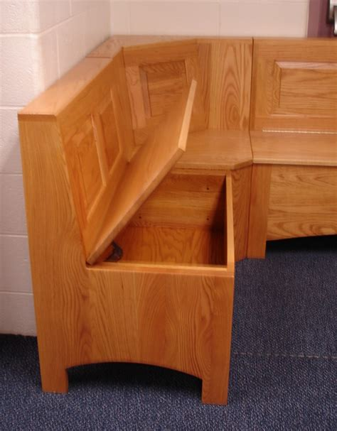 nook bench with storage pdf diy breakfast nook bench dimensions download build
